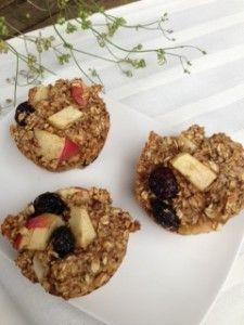 Breakfast on the Run... -Gluten, Dairy, Egg Free Muffins- Delicious Alternatives