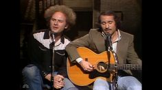 """On 10-18 in 1975: Paul Simon reunites with former partner Art Garfunkel on tonight's second-ever episode of Saturday Night Live, performing """"Scarborough Fair,"""" """"The Boxer,"""" and their new single, """"My Little Town."""""""