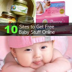 Want free stuff for you baby?  Find out how to get them right now!