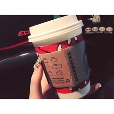 So Adorable! #coffee #Starbucks #Christmas #December #red #daily #life