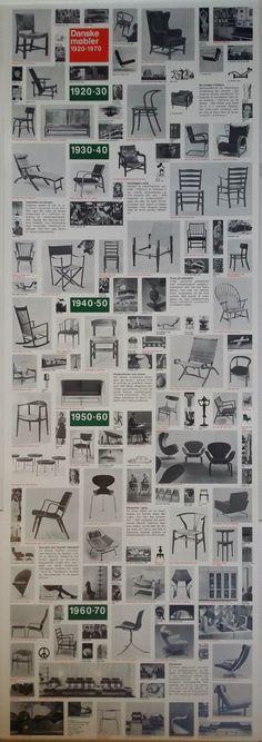 1970s Danish Designer Furnitures 1920-1970 - Original Vintage Posters by OutofCopenhagen on Etsy https://www.etsy.com/listing/215818411/1970s-danish-designer-furnitures-1920