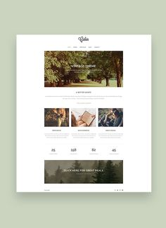 Buy Cabin - Beautiful Vintage Theme by Select-Themes on ThemeForest. Welcome to Cabin! This theme has a classic old style vibe written all over it as it has been designed in a retro man. Instagram Lifestyle, Portfolio Layout, Retro Men, Personal Portfolio, Vintage Theme, Source Of Inspiration, Images Gif, Wordpress Theme, Green Colors
