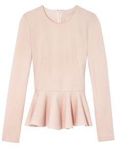 Alexander McQueen pink sweater