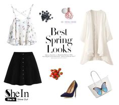 """shein+2"" by bsenid ❤ liked on Polyvore featuring Mode, Dorothy Perkins und H&M"