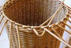 Návod na jednoduchou uzavírku - Papírové pletení
