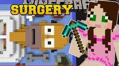[Popularmmos - Minecraft ] SURGEON SIMULATOR - SURGERY ON HOMER SIMPSON ...