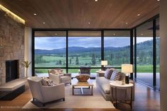 Breathtaking home in Wyoming with panoramic mountain views
