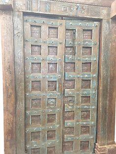 ANTIQUE-GUJRATI-DOOR-BRASS-FLORAL-PATINA-VINTAGE-INDIAN-HAVELI-DOOR-PANEL-18C  http://stores.ebay.com/mogulgallery/ARCHITECTURALS-/_i.html?_fsub=353413619&_sid=3781319&_trksid=p4634.c0.m322
