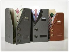 Jacket Cards (Tutorial in Estonian)