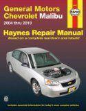 Chevrolet Malibu Haynes Repair Manual (2004 - 2010) - http://wp.me/p4YbT8-2rp