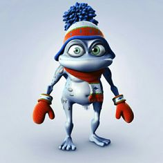 Crazy Frog - Crazy Winter Hits 2006 Jingle Bells (Single Mix) Aidamir Mugu Vs Сrazy Frog - Chernie Glaza Cant Touch This (Radio Mix) Ready For This (Radio Computer Animation, Disney Animation, World Of Warcraft Patch, Song Ji Eun, Weird Songs, Crazy Wallpaper, Funny Frogs, Vinyl Toys, Heart For Kids