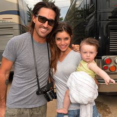 Jake Owen and family