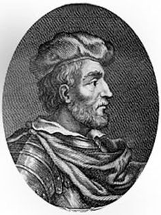 Duncan I, King of Scotland and Strathclyde. Born 1001, died 1040, he was king from 1004 to 1040.