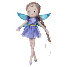 Mooshka Flowerina Doll- Petal