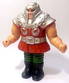 Ram Man, l'uomo ariete (Human Battering Ram). #Miniatures #Figures #Motu #Mattel #MastersOfTheUniverse