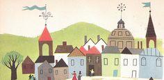 Alice and Martin Provensen's World--Village