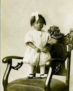 Fridays are made for breaking rules. Including standing on momma's chair. #blacksouthernbelle
