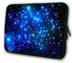 """Amazon.com: Waterfly® Fashion Shinny Stars 12.5"""" 13"""" 13.1"""" 13.3"""" Inch Laptop Notebook Netbook Computer Tablet PC Soft Neoprene Sleeve Case Bag Pouch Carrying Holder Protector for Apple Macbook Pro 13 Macbook Air 13.3"""" Macbook Unibody Sony VAIO T13 13.3"""" Lenovo ThinkPad X301 13.3"""" And Most 12.5"""" 13"""" 13.3"""" Laptop Ultrabook Chromebook Laptop: Computers & Accessories"""