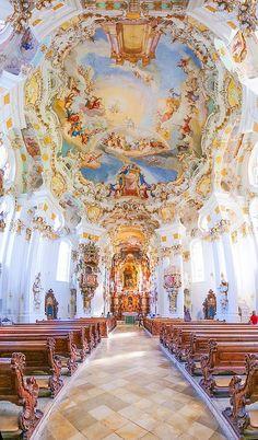 Wieskirche - Bayern
