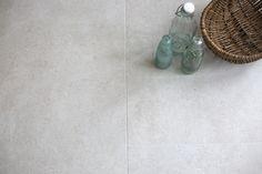 Tiverton White Pearl Stone Effect Porcelain Porcelain