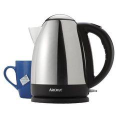Aroma AWK-125S Hot H20 X-Press Kettle - 1.8 qt.
