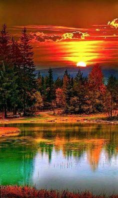 Landscape Sunset Nature Photography 31 Ideas For 2019 Beautiful Landscapes, Beautiful Images, Beautiful Nature Photography, Beautiful Scenery, Beautiful Beautiful, Beautiful Sunrise, Nature Scenes, Amazing Nature, Amazing Art