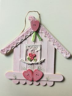 Rare and Easy Crafts for Kids that are Worth Trying Popsicle Stick Crafts, Craft Stick Crafts, Wood Crafts, Craft Ideas, Resin Crafts, Crafts For Seniors, Easy Crafts For Kids, Diy And Crafts, Valentine Crafts