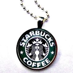 New Starbucks Lover Necklace New Woman's cute Starbucks Coffee Silver chain necklace. Super cute for Starbucks lovers. Makes a great gift. Fast shipping. Bundle and save. Thank you. Starbucks Jewelry Necklaces