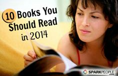 10 Books to Read in 2014 via @SparkPeople