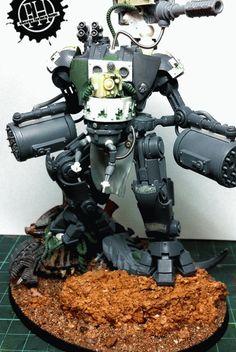 Forlorn hope robot admech