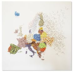 Michael Gambino/ Effetto Farfalla. Europa/ 2013