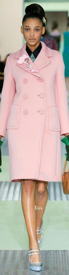 Pink trench coat. Love love loooooove it!