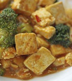 Chipotle Citrus Tofu
