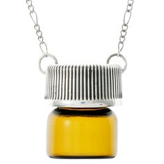Vial Pendant Necklace on AHAlife