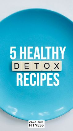 Can using healthy detox recipes actually make a difference to your body?I mean, can certain foods actually help detox your body properly and help improve your health, or even lose weight?Well, yes. And no. Healthy Detox, Healthy Eating Tips, Healthy Life, Healthy Living, Slow Metabolism, Boost Your Metabolism, Fitness Blogs, Health Fitness, Detox Your Body