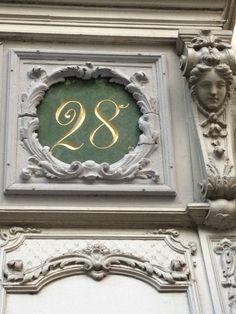 Beautiful details of Paris