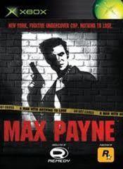 Max Payne - Xbox Game