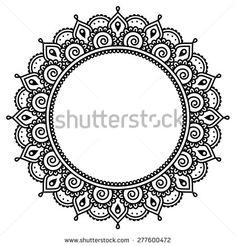 henna pattern - Google Search