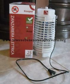 lampada antizanzare 25 W Kooper