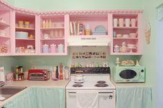 Cozinha de boneca