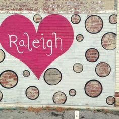 Sonja Rose Designs - Found the artist behind the Raleigh mural! :) Thanks for sending me on a search @Kelsey McPherson