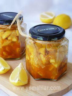 آشپزخانه کوچک من: ترشی لیمو