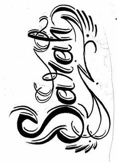 Sarah Word Art Images Sarah Graffiti By Bloo Apple On