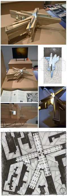 Unfinished Cathedral  'Athens Northwest Passage', draftworks*architects 2012, Venice Biennale