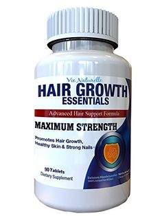 Hair Growth Essentials Pills Supplement  29 Hair Regrowth Nutrients  Hair Loss Vitamins for Women  Men >>> To view further for this item, visit the image link.