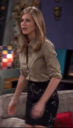 silk blouses and pencil skirt