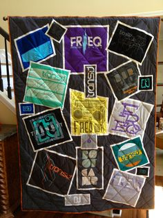 Quilt for the middle school group at our church