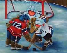 michel sauve artiste peintre/IMAGES - Google Search Illustrations, Illustration Art, Montreal Canadiens, Hockey Players, Vintage Images, Nhl, Baby Boy, Guys, Canvas