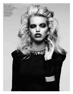 Russian Vogue | Daphne Groeneveld