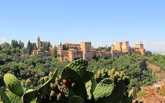 Die Alhambra in ihrer vollen Pracht!